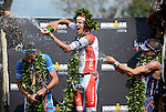 KONA-KAILUA - OCTOBER 10:  during the 2015 Ironman World Championships presented by GoPro in Kailua-Kona, Hawaii on October 10, 2015. (Photo by Donald Miralle)