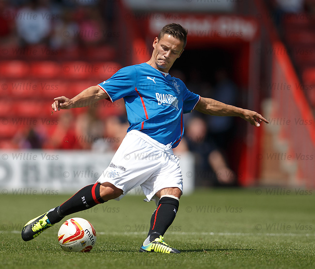 Ian Black, Rangers