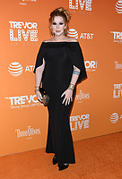 02 December 2018 - Beverly Hills, California - Our Lady J. 2018 TrevorLIVE Los Angeles held at The Beverly Hilton Hotel. <br /> CAP/ADM/BT<br /> &copy;BT/ADM/Capital Pictures