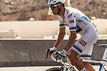 European Champion Alexander Kristoff (NOR) UAE Team Emirates in action during Stage 6 of the 2018 Tour of Oman running 135.5km from Al Mouj Muscat to Matrah Cornich. 18th February 2018.<br /> Picture: ASO/Muscat Municipality/Kare Dehlie Thorstad | Cyclefile<br /> <br /> <br /> All photos usage must carry mandatory copyright credit (&copy; Cyclefile | ASO/Muscat Municipality/Kare Dehlie Thorstad)