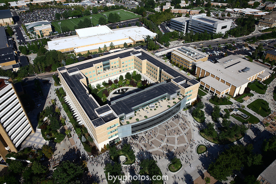 1309-22 3062<br /> <br /> 1309-22 BYU Campus Aerials<br /> <br /> Brigham Young University Campus, Provo, <br /> <br /> Joseph F. Smith Building, JFSB, JFSB Quad, <br /> <br /> September 6, 2013<br /> <br /> Photo by Jaren Wilkey/BYU<br /> <br /> © BYU PHOTO 2013<br /> All Rights Reserved<br /> photo@byu.edu  (801)422-7322