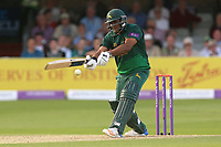 Samit Patel in batting action for Notts during Essex Eagles vs Notts Outlaws, Royal London One-Day Cup Semi-Final Cricket at The Cloudfm County Ground on 16th June 2017