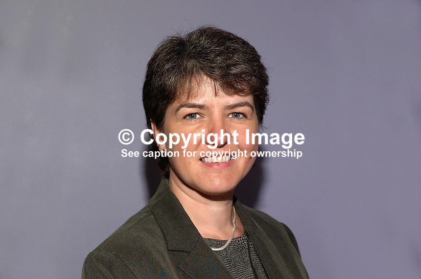 Jane Kennedy, MP, Labour Party, Britain,UK. Junior minister at N Ireland Office. Taken at Labour Party Conference, Brighton, UK. Ref: 200110013733...Copyright Image from Victor Patterson, 54 Dorchester Park, Belfast, UK, BT9 6RJ..Tel: +44 28 9066 1296.Mob: +44 7802 353836.Voicemail +44 20 8816 7153.Skype: victorpattersonbelfast.Email: victorpatterson@mac.com.Email: victorpatterson@ireland.com (back-up)..IMPORTANT: If you wish to use this image or any other of my images please go to www.victorpatterson.com and click on the Terms & Conditions. Then contact me by email or phone with the reference number(s) of the image(s) concerned.