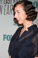 "LOS ANGELES - JUN 10:  Kristen Schaal at the FOX's ""Last Man On Earth"" Screening And Panel at the Landmark Theatre on June 10, 2015 in Los Angeles, CA"