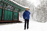 Para - Portraits /  Snowboarder Sean Pollard Australian Paralympic Committee<br /> PyeongChang South Korea<br /> Thursday March 8th 2018<br /> &copy; Sport the library / Jeff Crow