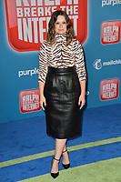 LOS ANGELES, CA. November 05, 2018: Katie Lowes  at the world premiere of &quot;Ralph Breaks The Internet&quot; at the El Capitan Theatre.<br /> Picture: Paul Smith/Featureflash
