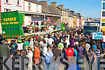 The Caherciveen St Patrick's day parade