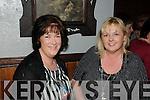 Kilflynn Quiz 2 : Attending the Quiz in Herberts Bar in Kilflynn were Anne Loftus Kilflynn & Jonne Regan from Banna.