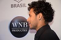 SÃO PAULO,SP, 22.06.2017 - LEILÃO-NEYMAR - O jogador Neymar Jr. durante leilão beneficente do Instituto Neymar Jr. no Hotel Unique no Jardim Paulista na região sul de São Paulo nesta quinta-feira, 22. (Foto: Eduardo Martins/Brazil Photo Press)
