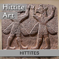 Hittite Art & Relief Sculptures - Pictures of Hittite Art, Photos & Images