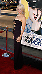 "HOLLYWOOD, CA. - April 06: Anna Faris arrives at the Los Angeles premiere of ""Observe and Report"" at Grauman's Chinese Theater on April 6, 2009 in Hollywood, California."