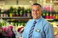 2016 06 30 Supermarket manager, Wales, UK