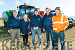 Tom O'Mahony, John Hegarty, Liselton, Tom Rice, John Lawlor, Frank Egan at the Abbeydorney Ploughing Match  at Corridan's Farm, Ballysheen on Sunday