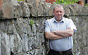 Gerry McConville from the Falls Community Council in west Belfast. Photo/Paul McErlane.