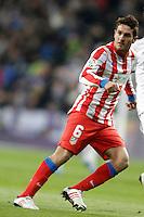 Atletico de Madrid's Koke during La Liga Match. December 01, 2012. (ALTERPHOTOS/Alvaro Hernandez)