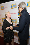 Kathleen Marshall and Tommy Tune attends the Broadway Opening Night Performance of 'In Transit'  at Circle in the Square Theatre on December 11, 2016 in New York City.