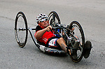 May 28, 2012: Timothy Connor competes in the 2012 U.S. Handcycling National Championships, Greenville, SC.