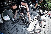 Baloise Belgium Tour 2019<br /> Stage 3: ITT Grimbergen – Grimbergen 9.2km<br /> ©kramon