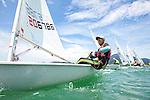 ISAF Emerging Nations Program, Langkawi, Malaysia.<br />Anwar Hundzaifah Bin Mohamad Idris <br />Laser, Sail Number: MAS 206786