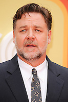 "Russell Crowe<br /> arrives for the premiere of ""The Nice Guys"" at the Odeon Leicester Square, London.<br /> <br /> <br /> ©Ash Knotek  D3120  19/05/2016"