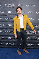 """LOS ANGELES - JAN 10:  Michael Vlamis at the """"Roswell, New Mexico"""" Experience at the 8801 Sunset Blvd on January 10, 2019 in West Hollywood, CA"""