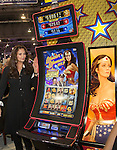 September 30,Bally Technologies unveils two brand-new slot games based on the beloved 1970s TV show. Week after week, Wonder Woman saved the world in the series based on the iconic DC Comics Super Hero. Now for the first time, the world's most powerful woman appears on casino floors in two titles that will deliver a Super Hero performance.