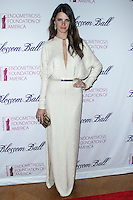 NEW YORK CITY, NY, USA - MARCH 07: Jeisa Chiminazzo at the 6th Annual Blossom Ball Benefiting Endometriosis Foundation Of America held at 583 Park Avenue on March 7, 2014 in New York City, New York, United States. (Photo by Jeffery Duran/Celebrity Monitor)