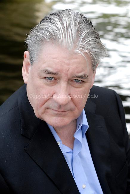 Patrick McGrath, English writer.
