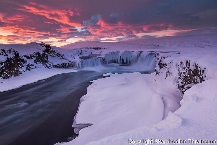 Goðafoss in Skjálfandafljót