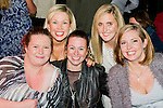 Elizabeth Cooney, Clare Finnegan, Patricia Duffy, Joanne O Neill and Catherine O Neill in WM Cairnes.<br /> Picture: Shane Maguire / Newsfile.ie