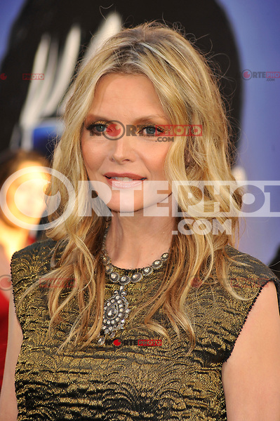 Michelle Pfeiffer at the premiere of Warner Bros. Pictures' 'Dark Shadows' at Grauman's Chinese Theatre on May 7, 2012 in Hollywood, California. © mpi35/MediaPunch Inc.