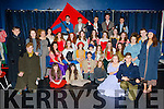 The Cast of Kerry School of Music and Performing Arts production of Les Miserables at Siamsa Tire Thursday to Saturday september 24th -26th