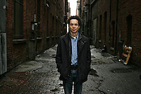 Author Malcolm Gladwell at Elliott Bay Books in Seattle, Wash.