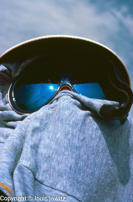 life guard , glasses, Spooky, People, Photography, Unrecognizable Person, Ghost,    moody ,     color,