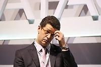 SÃO PAULO, SP, 28.10.2019 - ECONOMIA-SP - Ricardo Salles, Ministro do Meio Ambiente, participa da 19a Conferência Internacional Datagro sobre Açúcar e Etanol, no Hotel Grand Hyatt, Zona Sul de São Paulo, nesta segunda-feira, 28. (Foto Charles Sholl/Brazil Photo Press/Folhapress)