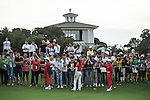 World Celebrity Pro-Am 2016 Mission Hills China Golf Tournament on 21 October 2016, in Haikou, China. Photo by Weixiang Lim / Power Sport Images