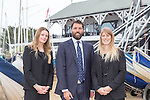 PR photography for McCann PR, at Bembridge Sailing Club, Isle of Wight.