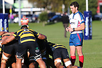 NELSON, NEW ZEALAND - MAY 6: Div 1 Rugby Div 1 Rugby Marist v Waitohi 06/05/17 on May 6 2017 in Nelson, New Zealand. (Photo by: Evan Barnes Shuttersport Limited)