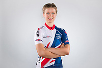 Picture by Alex Whitehead/SWpix.com - 12/10/2017 - British Cycling - Great Britain Cycling Team Senior Academy Portraits - HSBC UK National Cycling Centre, Manchester, England - Rhona Callander.