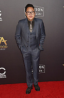 BEVERLY HILLS, CA - NOVEMBER 04: Nico Santos arrives at the 22nd Annual Hollywood Film Awards at the Beverly Hilton Hotel on November 4, 2018 in Beverly Hills, California.<br /> CAP/ROT/TM<br /> &copy;TM/ROT/Capital Pictures