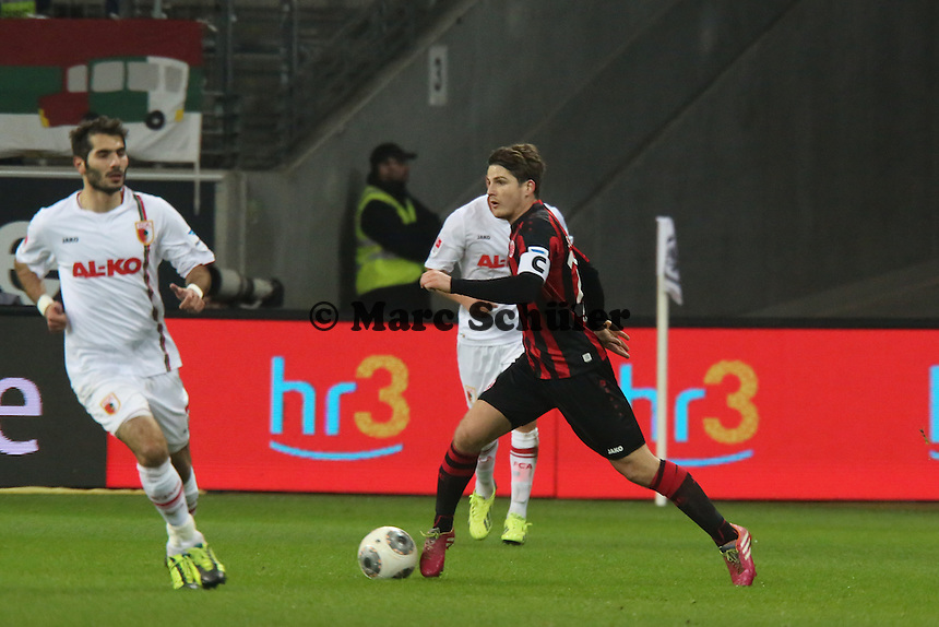 Pirmin Schwegler (Eintracht) - Eintracht Frankfurt vs. FC Augsburg