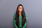 DENTON, TX - JULY 31: North Texas Mean Green Volleyball at Super Olympic Village at of  University North Texas Volleyball gym on July 31, 2020 in Denton, Texas.