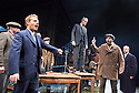 An Enemy of The People by Henrik Ibsen, a new version by Christopher Hampton directed by Howard Davies. With Adam James as Hovstad, Hugh Bonneville as Dr Tomas Stockmann, Keiran Gough as Anders, Jonathan Cullen as Aslaksen. Opens at Chichester Festival Theatre on 4/5/16 CREDIT Geraint Lewis