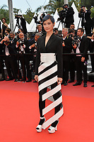 Li Yuchun at the gala screening for &quot;Yomeddine&quot; at the 71st Festival de Cannes, Cannes, France 09 May 2018<br /> Picture: Paul Smith/Featureflash/SilverHub 0208 004 5359 sales@silverhubmedia.com