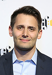 Benj Pasek attends the Dramatists Guild Foundation toast to Stephen Schwartz with a 70th Birthday Celebration Concert at The Hudson Theatre on April 23, 2018 in New York City.