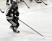 Josh Wilkins (PC - 15) - The Harvard University Crimson defeated the Providence College Friars 3-0 in their NCAA East regional semi-final on Friday, March 24, 2017, at Dunkin' Donuts Center in Providence, Rhode Island.