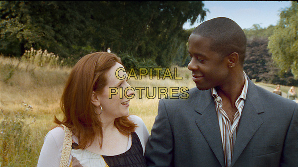 CATHERINE TATE & ADRIAN LESTER .in Scenes of a Sexual Nature.**Editorial Use Only**.CAP/FB.Supplied by Capital Pictures