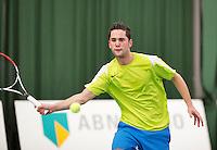 19-01-13, Tennis, Rotterdam, Wildcard for qualification ABNAMROWTT, Jesse Timmermans