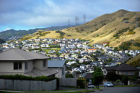 Scenic views of Churton Park near Wellington, New Zealand on Wednesday, 22 February 2017. Photo: Dave Lintott / lintottphoto.co.nz