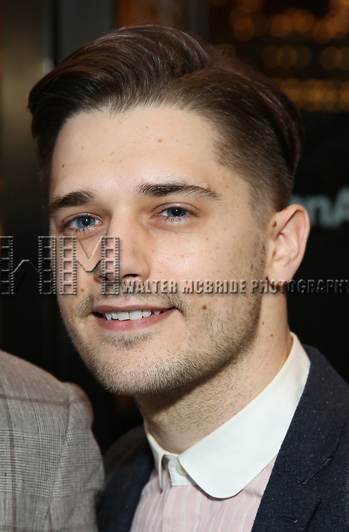 "Andy Mientus Attends the Broadway Opening Night of ""All My Sons"" at The American Airlines Theatre on April 22, 2019  in New York City."